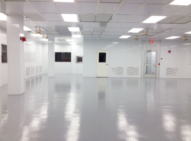 OSRAM SYLVANIA – Hodess Cleanroom Construction