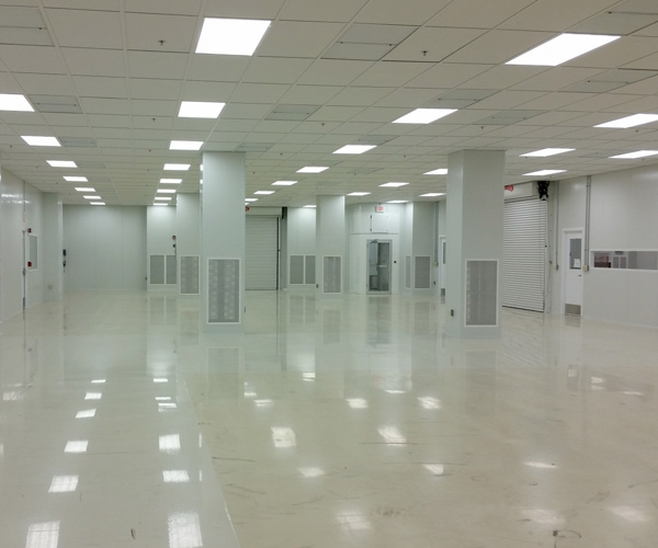 Hodess Cleanroom Construction
