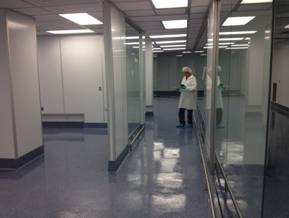 Cleanroom Construction | Cleanroom Design | Cleanroom Technology