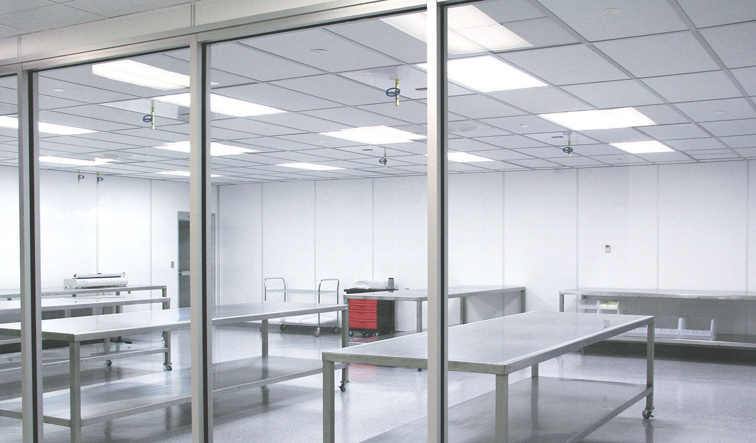Hodess Cleanroom Construction Cleanroom Design