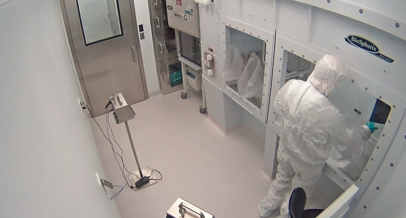 Iowa Cleanroom
